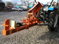 14 Ton popular FAST Log Splitter