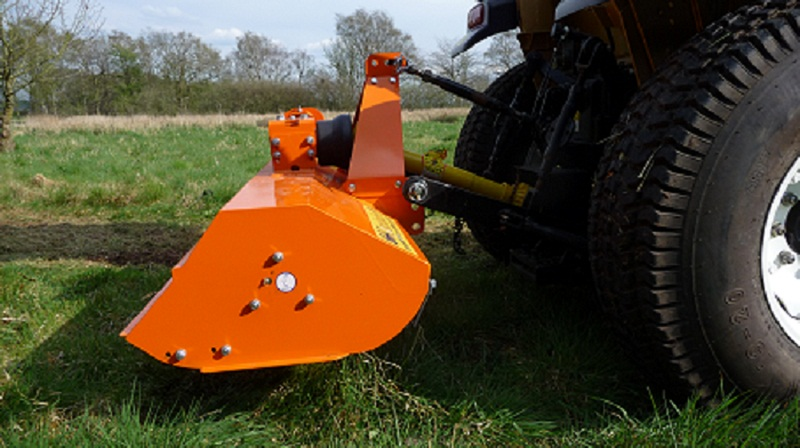 EURO FLAIL SHREDER MULCHER1.2m HEAVY DUTY