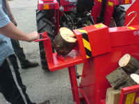 Saw Bench & Log Splitter