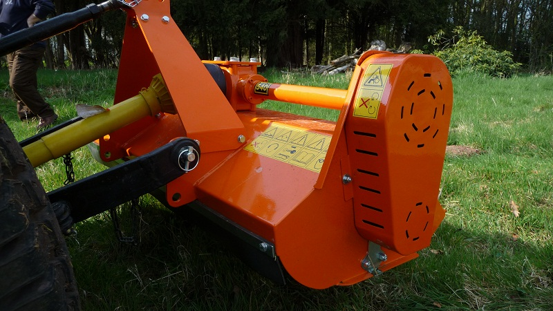 EURO FLAIL SHREDER MULCHER1.5m HEAVY DUTY